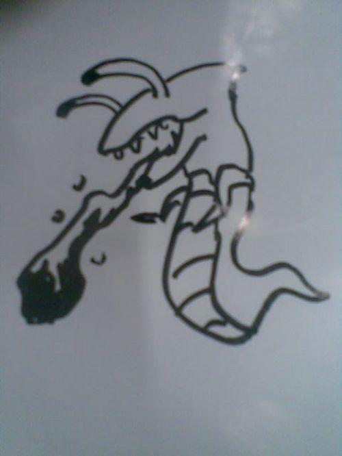 粉丝创意《dota》手绘